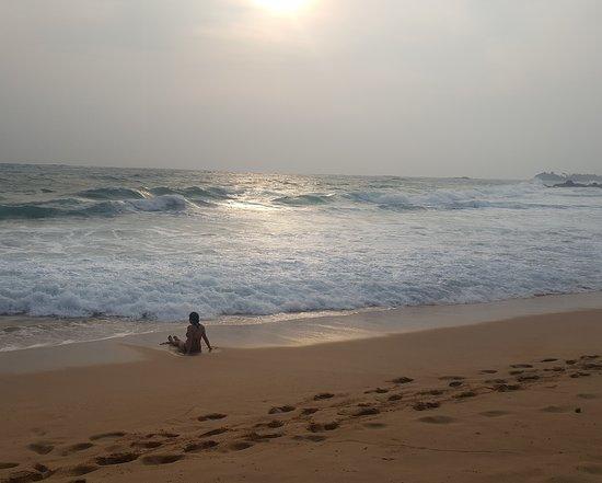 Talpe, Шри-Ланка: EKA Beach