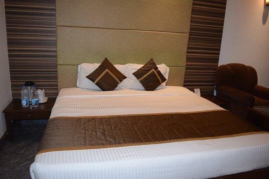 Hotel Park Inn : Room