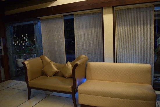 Hotel Park Inn : Lobby