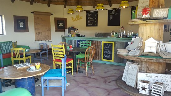 Bergville, แอฟริกาใต้: Depresso life without Coffee