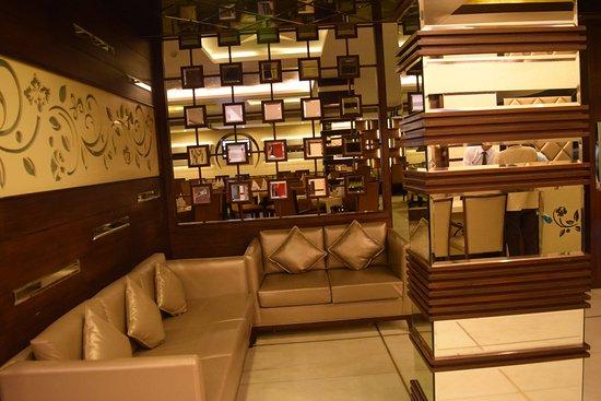 Hotel Park Inn: Lobby