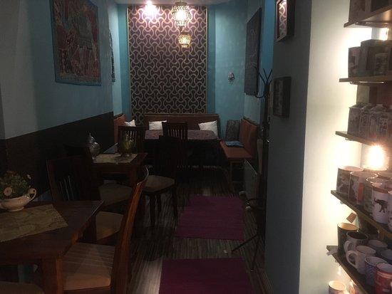 Nyiregyhaza, Ungarn: Luther Teaház