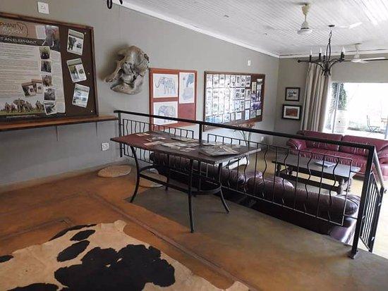 Hazyview, Sør-Afrika: Instalaciones de Elephant Whispers