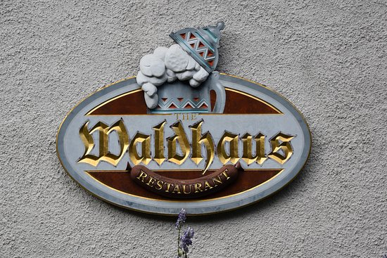 Waldhaus Restaurant: Logo