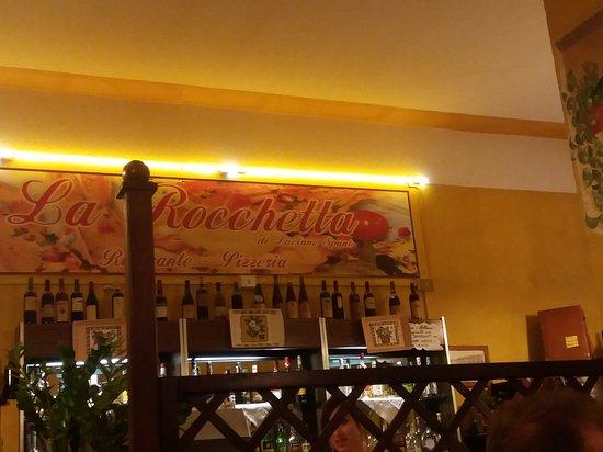 Busano, Italy: Hotel Ristorante la Rocchetta