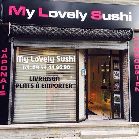 Mazamet, Frankrike: Une excellente adresse pour manger Cambodgien / Japonais à essayer absolument!!!!