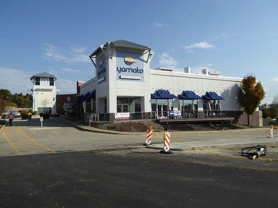 YAMATO JAPANESE STEAK HOUSE - Monroeville, PA