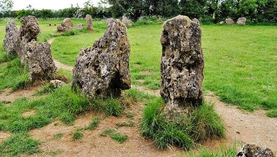 Chipping Norton, UK: The Stones while not huge are obviously ancient