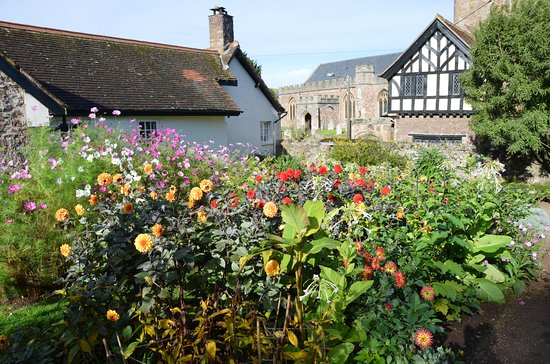 The dream garden in mid October. Still in full bloom. - Picture of ...