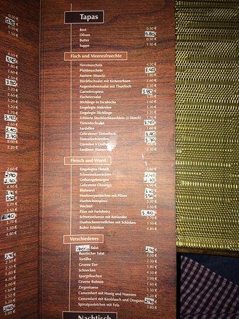 Die beste Tapas Bar die wir gefunden haben