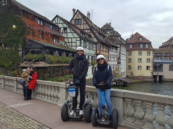place de la r publique foto van mobilboard strasbourg segway tours straatsburg tripadvisor. Black Bedroom Furniture Sets. Home Design Ideas
