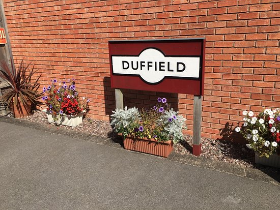 Wirksworth, UK: Duffield