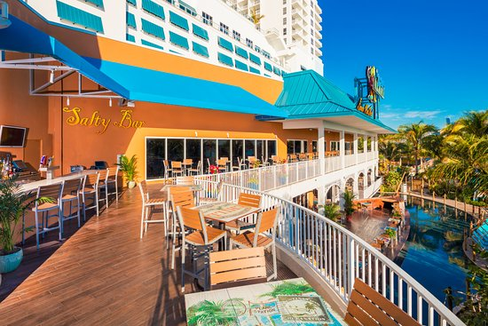Margaritaville Hollywood Beach Resort Salty Bar At Cafe