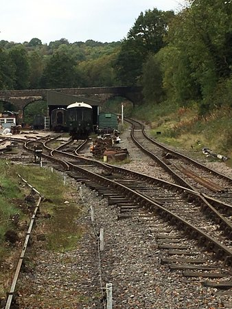 Wirksworth Yard