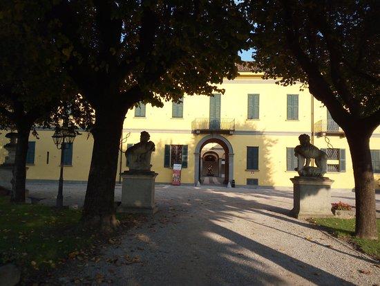 Vaprio d'Adda, Italien: Ingresso della Villa