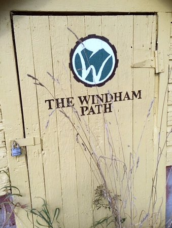 Windham, นิวยอร์ก: Nice path for a light workout.