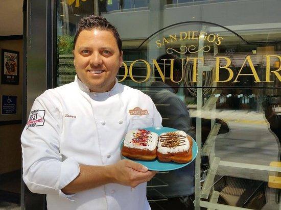Photo of American Restaurant Donut Bar at 631 B St, San Diego, CA 92101, United States