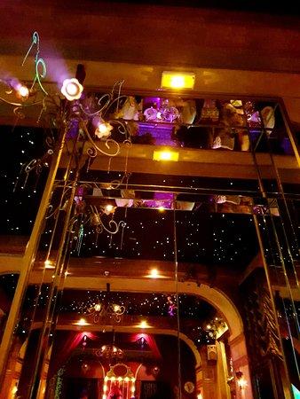 Le K Baroque: Le plafond