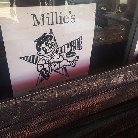Millie S Cafe Sunset