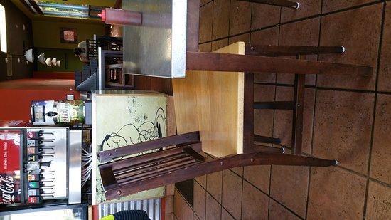เมริเดียน, ไอดาโฮ: Basic seating