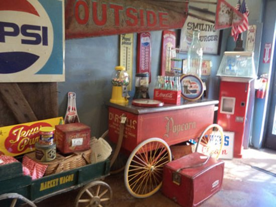 Roseville, CA: Old brand names
