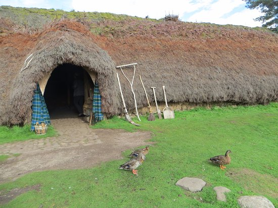 Newtonmore, UK: Folk Village