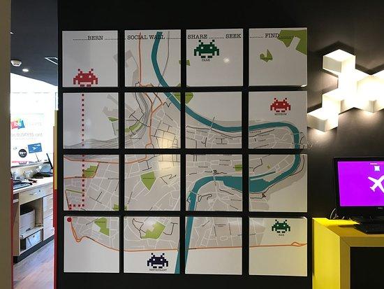 map Picture of Hotel Ibis Styles Bern City Bern TripAdvisor