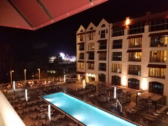 Loews Santa Monica Beach Hotel: Unbeatable Views