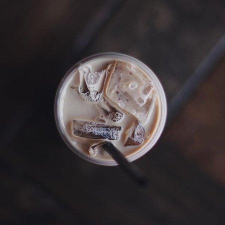 Hastings, Νεμπράσκα: Iced Coffee