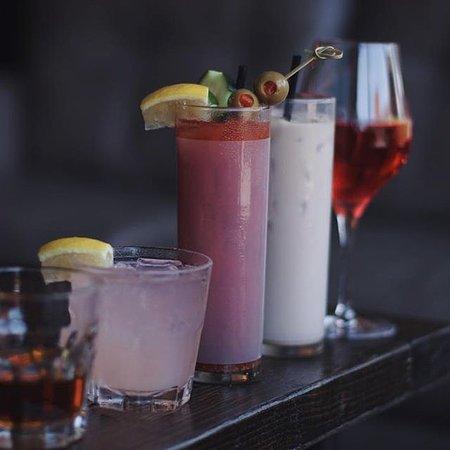 Hastings, Νεμπράσκα: Cocktails