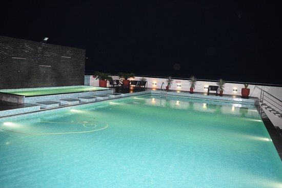 Nedumbassery, Indien: Pool