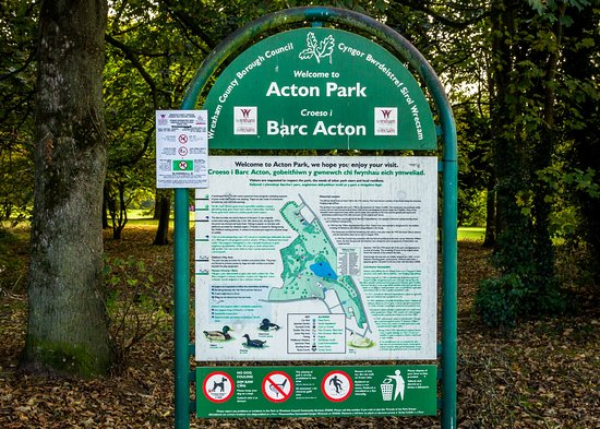 Acton Park Picture Of Acton Park Wrexham Tripadvisor