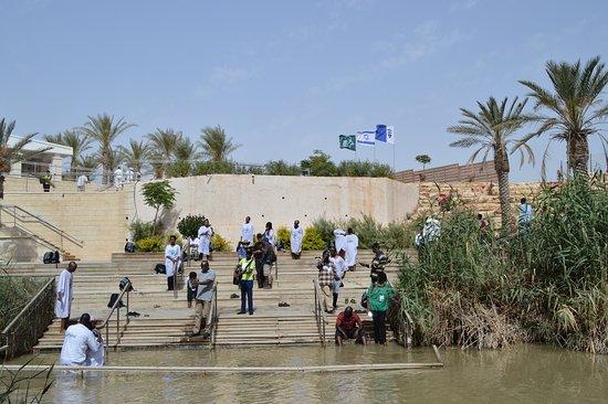 Jordan River Baptismal Site : Rive israëlienne du Jourdain