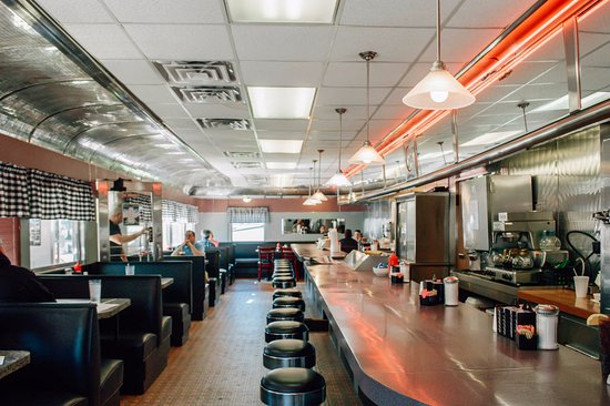 Adamstown, PA: Dave's Diner
