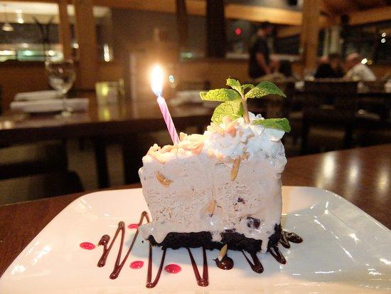 Port Moody, كندا: Celebretory cake