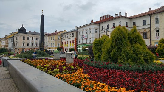‪Slovak National Uprising Square‬