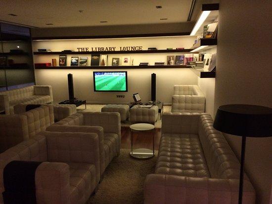 Finca Prats Hotel Golf & Spa: Salon très agréable pour passer un moment en famille