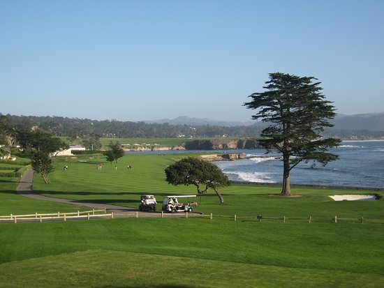 Pebble Beach Resmi
