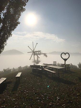Gamlitz, Österreich: Buschenschank Adam-Schererkogl