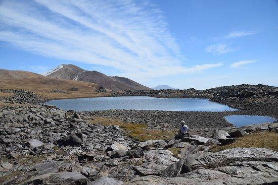 Syunik Province, Armenia: lake