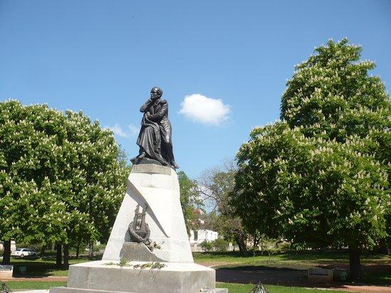 Lermontov Monument