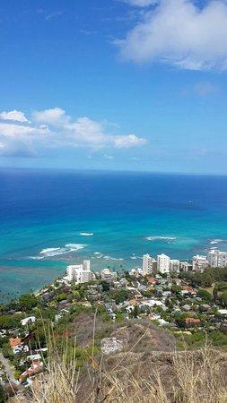 Hale Koa Hotel: View from Diamond Head 2