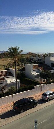 Sucina, España: Wat een uitzicht....
