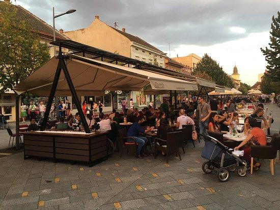 Zrenjanin, Serbie : Ultra Caffe