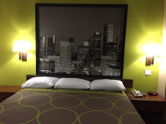 Humble, تكساس: King Bed Room