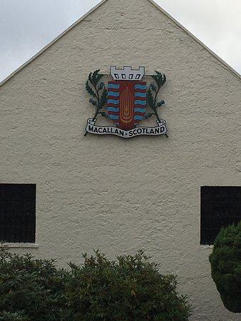 Aberlour, UK: The Macallan Distillery