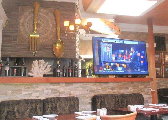 Taverna Bistro, Sunnyvale, CA