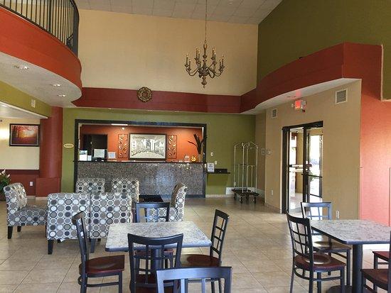 Humble, تكساس: Lobby Area