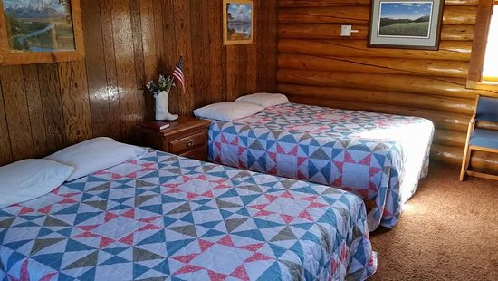 Branding Iron Inn: Brand new cozy quilts to keep our guests comfortable!