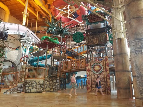 Chula Vista Resort Condominiums Wisconsin Dells Wi: Wisconsin Dells Water Parks At Chula Vista Resort
